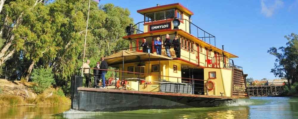 Cruise Murray River