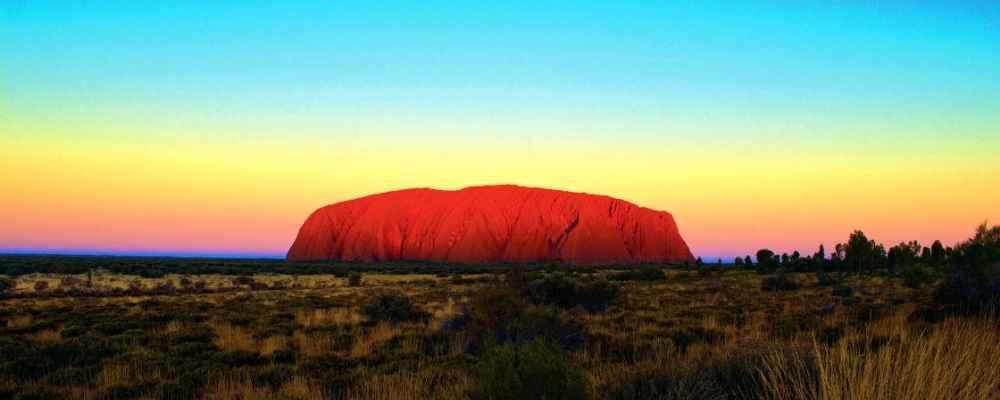 Uluru Morning Guided Base Walk
