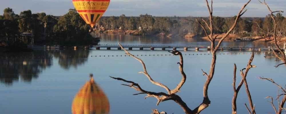 Barossa Valley Hot Air Balloon Flight
