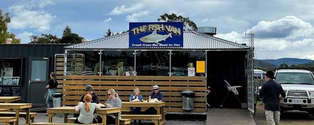 Fish Van Triabunna