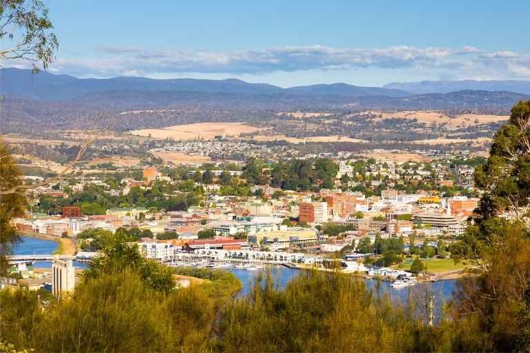 Launceston - Australian City