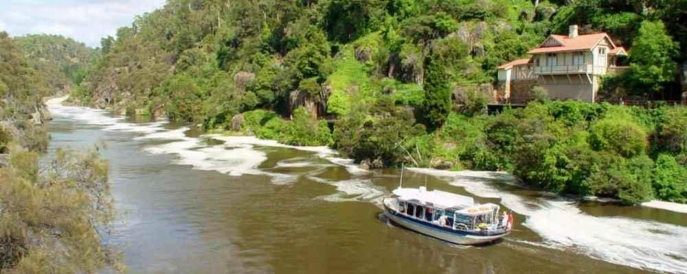 Tamar River Cataract Lunch Cruise